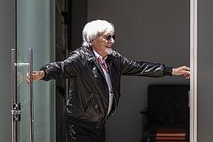 Ecclestone: Meg akartam venni Silverstone-t, de azt mondták, hogy nem eladó