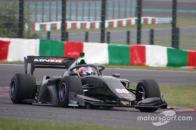 Super Formula considering overtake system overhaul