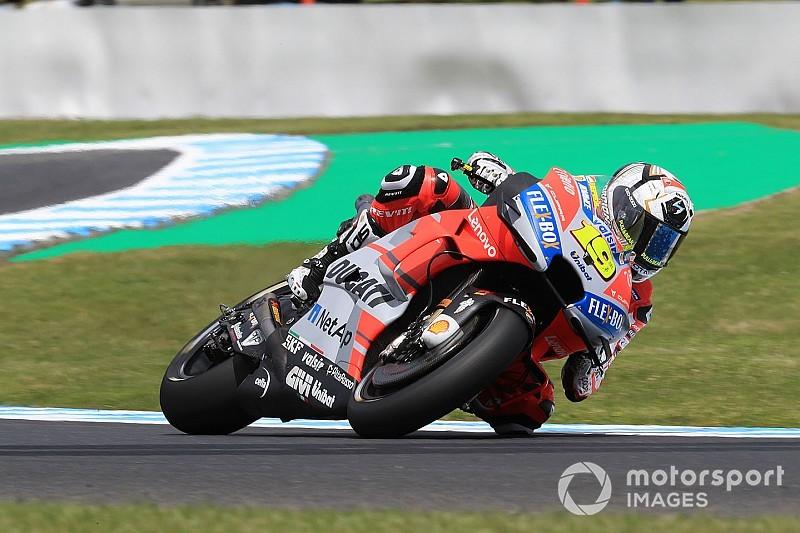 La Ducati porta anche Bautista ai test di MotoGP a Jerez
