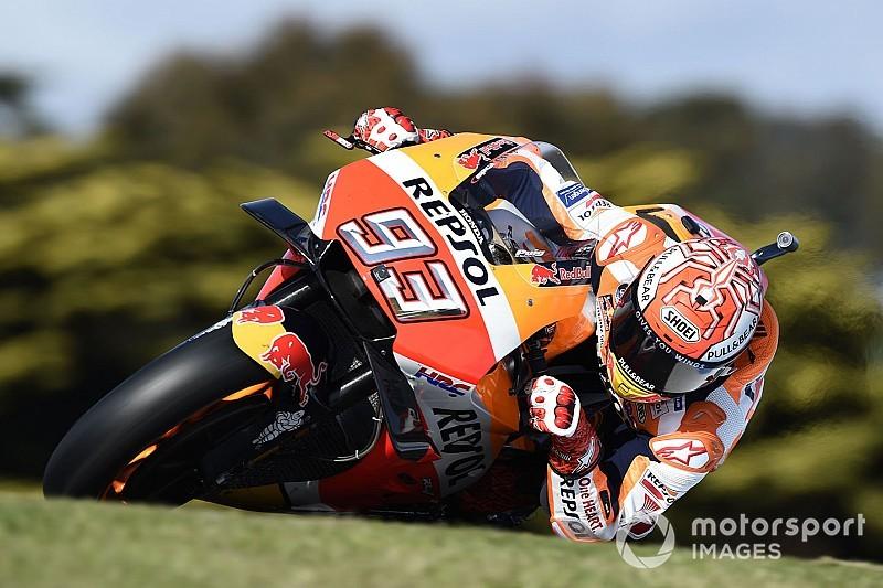 MotoGP-Qualifying in Australien: Marc Marquez sichert sich die Pole-Position