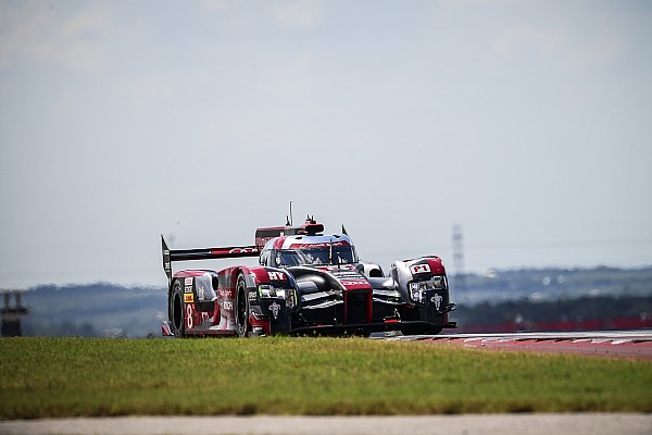 WEC Austin: Jarvis tempatkan Audi di puncak sesi latihan pertama