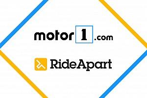 General Motorsport.com 新闻 Motor1.com收购摩托车数字平台RideApart.com