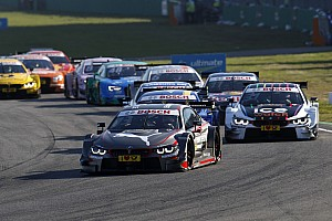 DTM Breaking news DTM bans team-to-driver radio for 2017 races
