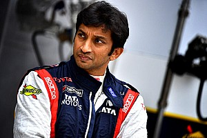 Blancpain Sprint Breaking news Karthikeyan considers Blancpain with Super Formula future in doubt