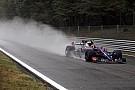Sainz se diz confiante para corrida com pista seca