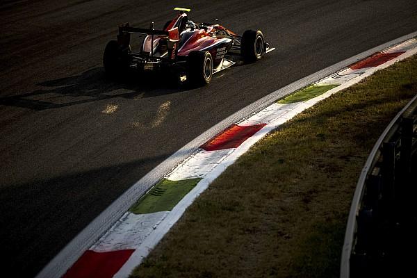 GP3 速報ニュース GP3第6戦モンツァ予選:荒天でセッション中止。福住仁嶺がポール獲得