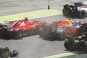 F1 Noticias de última hora Raikkonen y Verstappen culpan a Bottas por sus abandonos
