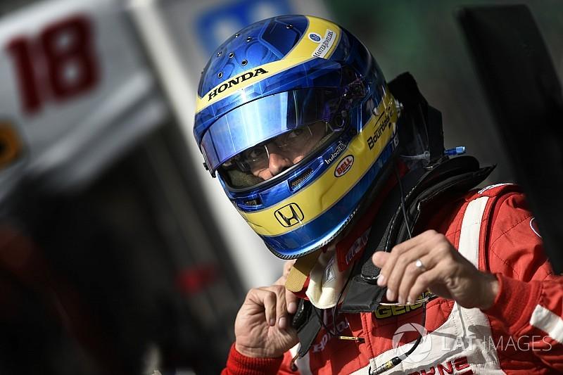 Bourdais, IndyCar'a geri döndü