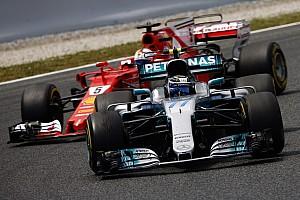 Formule 1 Réactions Wolff : Bottas a