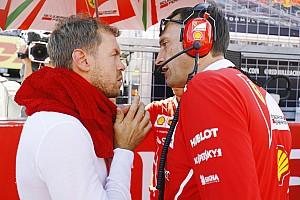 Fórmula 1 Noticias Vettel, a una reprimenda de ser sancionado tras saltarse el himno de Japón