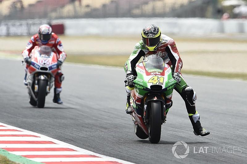 Гонщикам MotoGP дали дополнительные тесты на оценку трассы в Барселоне