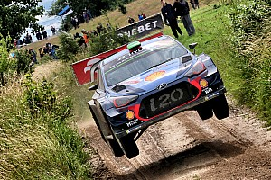 WRC Preview High-speed thrills continue as Hyundai Motorsport targets first Finnish podium