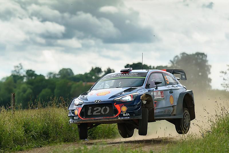 WRC Polandia: Neuville kunci kemenangan ketiga 2017