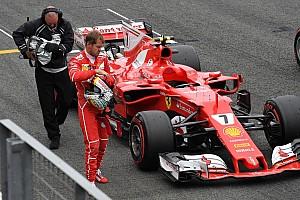 Formula 1 Commento Ferrari: bene la posizione in griglia, ma non il distacco da Hamilton