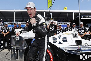 """IndyCar Breaking news Pagenaud: """"Qualifying is all about ego"""""""