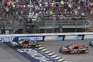 NASCAR Cup Breaking news Truex on team orders: