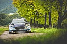 WRC Germany WRC: Tanak leads Mikkelsen, Ogier spins