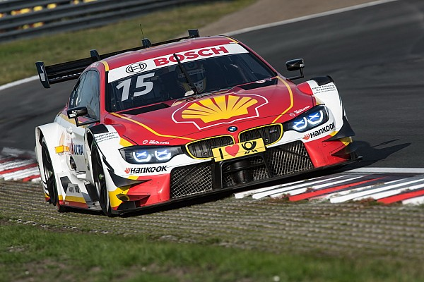 Zandvoort DTM: Farfus on pole as BMW sweeps top three