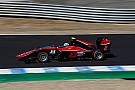 GP3 Jerez GP3: Fukuzumi wins, Russell beats Aitken to second