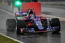Egy elképesztően jó Toro Rosso-Honda festés a Forma-1-ben