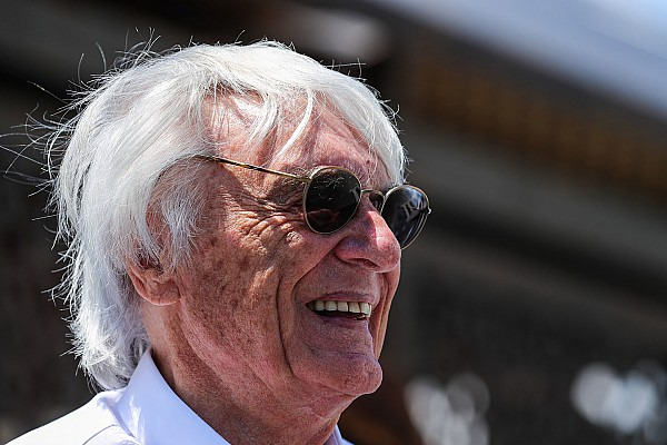 Festival of Speed sculpture dedicated to Ecclestone