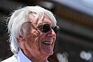 F1 Ecclestone planea mudarse a Suiza