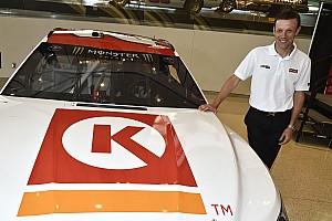 NASCAR Cup Breaking news Joe Gibbs: Addition of Circle K to JGR