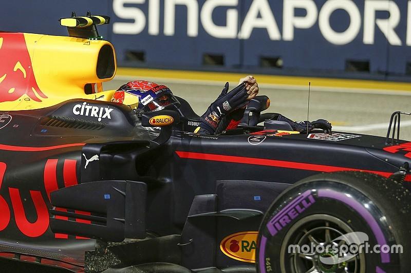 Ферстаппен заявив про бажання «домінувати десять років» у Ф1