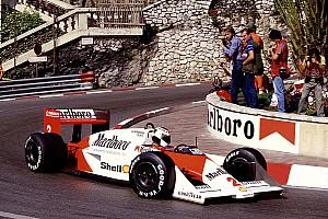 Новую машину McLaren покажут сегодня. А пока посмотрите на старые