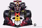 General Турецкий дизайнер нарисовал машину Red Bull для нового сезона