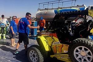 Cross-Country Rally Noticias de última hora Lascorz, a la Baja Aragón con vistas al Dakar 2018