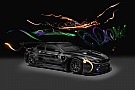 GT Foto's: Dit is de BMW M6 GT3 Art Car