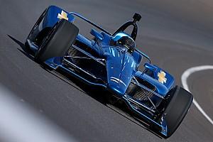IndyCar Noticias de última hora IndyCar ha puesto los nuevos coches 2018 en pista