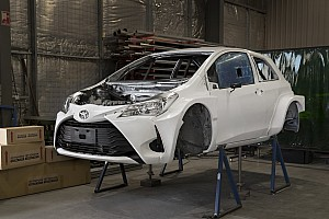 Other rally Breaking news Toyota confirms AP4-spec Yaris for Australian Rally Championship