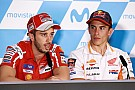 Marquez vs. Dovizioso: Entscheidet die Psyche?