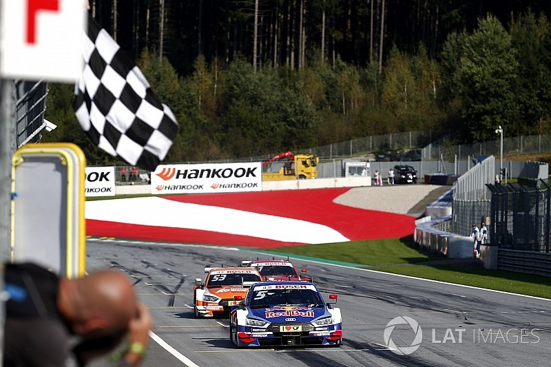 Axing performance weights has ruined DTM season - Wittmann
