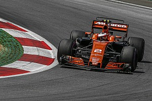 Formula 1 Special feature Vandoorne column: McLaren had top 10 pace for first time