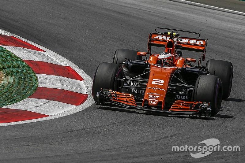 La columna de Vandoorne: McLaren tenía ritmo para el top 10 por primera vez