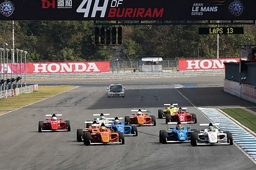 India included in 2018 Formula 4 South East Asia calendar