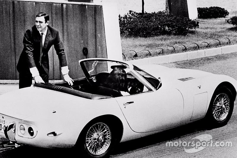 Quand James Bond prenait place dans une Toyota