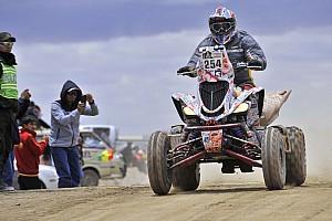 Дакар Отчет о гонке Карякин впервые в истории России выиграл «Дакар» в зачете квадроциклов