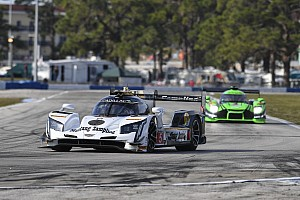 IMSA Race report Sebring 12h: Hr 3 – Albuquerque takes lead, Curran spins