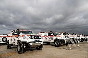 Dakar Ultime notizie Toyota e Dakar: un legame sempre più forte in Argentina