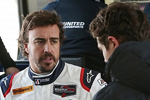 Le Mans Breaking news Alonso says 2018 Le Mans chances are