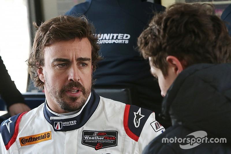Alonso: 50 százalék esély van idén Le Mansra
