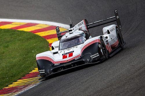 Modified Porsche LMP1 breaks Hamilton's Spa F1 record