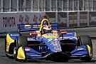 IndyCar ロングビーチ決勝:ロッシ、ポールから完勝。佐藤琢磨またしても不運