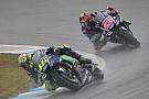 """MotoGP Rossi: """"No probaremos nada para 2018 porque no hay nada listo"""""""