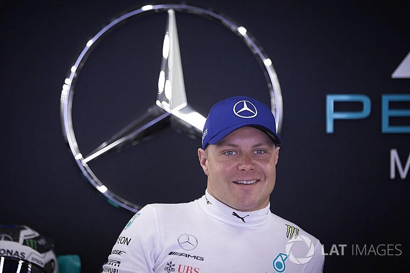 Bottas ingin kontrak jangka panjang dari Mercedes