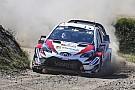 WRC Portogallo, PS18: Lappi torna davanti a Sordo. La stage a Latvala